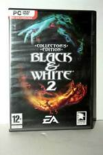 BLACK & WHITE 2 COLLECTOR'S EDITION USATO PC DVD VERSIONE INGLESE GD1 43219