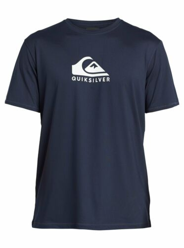 Quiksilver™ Solid Streak Short Sleeve UPF 50 Surf T-Shirt for Men EQYWR03235