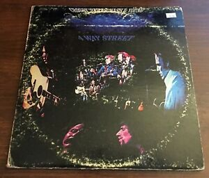 Crosby Stills Nash Young 4 Way Street Vinyl Record Album 1971 Atlantic SD 2-902