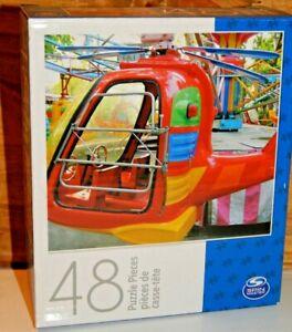 48-Piece-Puzzle-Jigsaw-Kids-Amusement-Ride