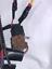 JTX-1-Pair-Chrome-LED-Headlights-4x6-034-White-Halo-Flashes-Amber thumbnail 11