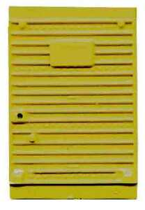 Yellow-BOX-CAR-DOOR-for-AMERICAN-FLYER-S-Gauge-Scale-Trains-Parts