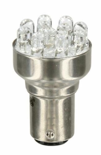 RED PILOT 12V MULTI-LED LAMP 11 LED - - BAY15D P21//5W D//BLISTER 1 PCS
