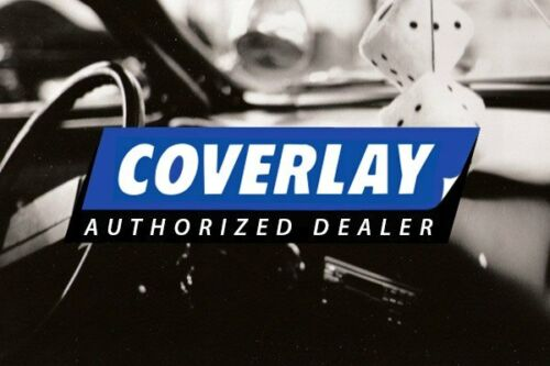 For Toyota Pickup 1979-1983 Coverlay 11-103-BLK Black Dash Cover