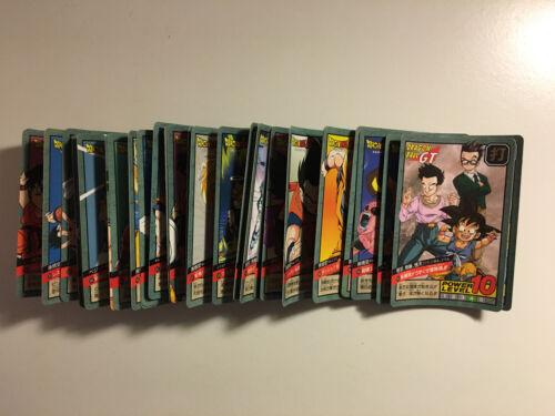 Dragon Ball Z Super Battle Power Level PART 16 Reg Set 38/38