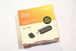 New-Belkin-N150-Wireless-Usb-Adapter-150Mbps-IEEE-802-11n-g-b-USB-Wi-Fi-Dongle