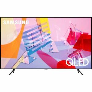 "TV QLED Samsung QE65Q60TAU 65 "" Ultra HD 4K Smart HDR Tizen OS QE65Q60TAUXZT"