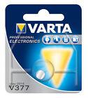 VARTA Knopfzelle Silberoxid - Uhrenbatterie V341