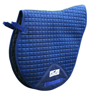 Professionals-Choice-VenTech-XC-English-Saddle-Pad-Navy-EP500