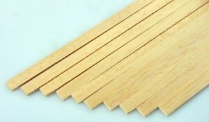 Obechi Wood Strip 1pc X 1 8 Thick X 1 4 Wide X 36 Long Uk