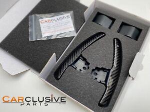 Carbon-Schaltwippen-Paddles-glanz-fuer-BMW-M2-M3-M4-F20-F30-F31-F10-F80-F82-F87