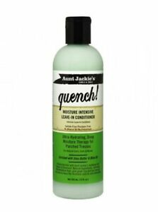 Aunt-Jackie-039-s-Quench-Moisture-Intensive-natural-hair-Leave-in-Conditioner-12oz