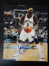 "Darius Miles Autographed 8"" X 10"" Photograph (#2)"