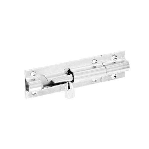 Chrome Plated Cupboard Door Lock