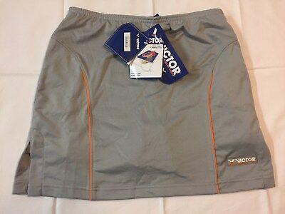 Weitere Ballsportarten Bekleidung Victor Skirt463/3/8silver-birch Größe38badminton Tennis Squash Buy One Give One
