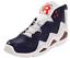 Reebok-Mens-Shoes-Sermon-High-Hi-Top-Basketball-Retro-Leather-Blue-J87499 thumbnail 1