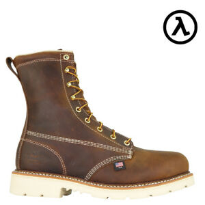 THOROGOOD-AMERICAN-HERITAGE-CLASSIC-STEEL-TOE-EH-WORK-BOOTS-804-4379-ALL-SIZES