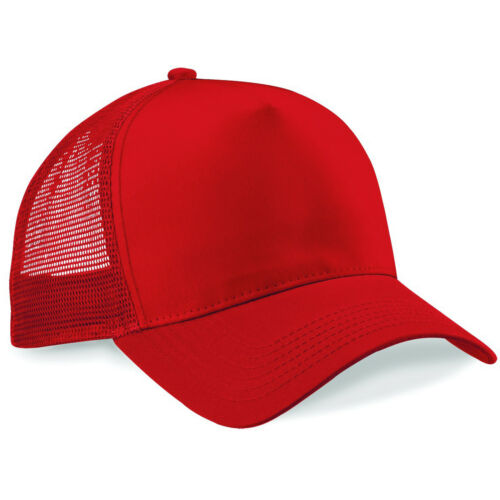 17 GREAT COLOURS PACK OF 3 BEECHFIELD TRUCKER CAPS NEW STOCK
