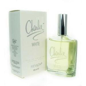 CHARLIE WHITE by Revlon Perfume 3.4 oz edt New in Box