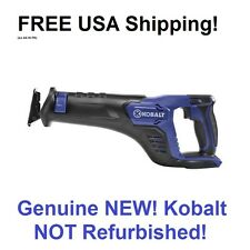 Kobalt K18LR-26A 18v / 20V Lithium-Ion Cordless Reciprocating Saw Brand New!