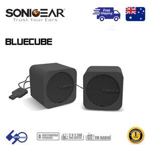 Bluetooth-3-5mm-Mini-Speaker-Portable-USB-Powered-FM-Radio-SONICGEAR-BlueCube