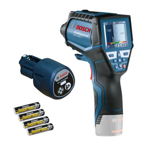 Bosch thermodetektor SIG 1000 C Professional dans le Set dans le carton