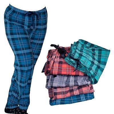 100% QualitäT Damen Pyjamahose Schlafanzug Nachtwäsche Hausanzug Freizeithose Baumwolle M,l,xl