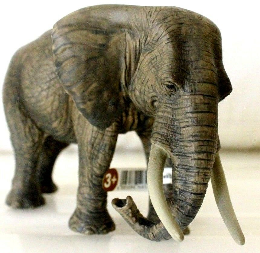 GENUINE BRAND NEW SCHLEICH COLLECTABLE ELEPHANT AS SHOWN IN IMAGE AU SELLER