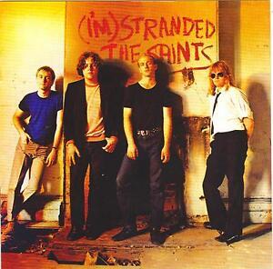 THE-SAINTS-I-039-m-Stranded-CD-2007-EMI-Australian-Remaster-Bonus-Trks-500371-2
