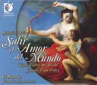 El Mundo - Salir El Amor Del Mundo [new Cd] on Sale