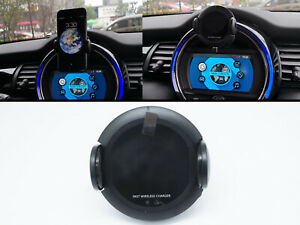 Infrared-Sensing-Fast-Wireless-Charger-Phone-Holder-For-Mini-Cooper-F55-F56-F57