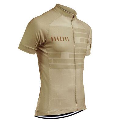 cycling jersey Men/'s Bike jerseys Mountain MTB Shirts Short sleeve Team