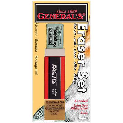 Professional Eraser Set