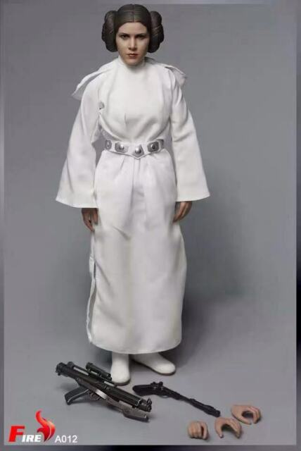 Fire A012 1 6 Star Wars Hope Leia Princess Action Figure Toy Model