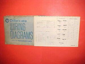 1962 1963 1964 1965 1966 1967 Pontiac Grand Prix Bonneville Wiring Diagrams Ebay