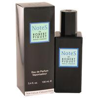 Robert Piguet Notes Perfume Unisex Eau De Parfum Spray 3.3 Oz