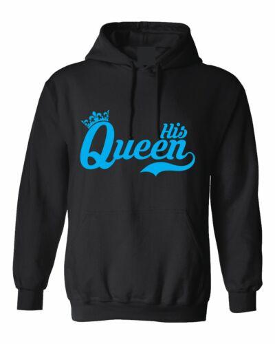 King and Queen hoodies  hooded sweatshirt
