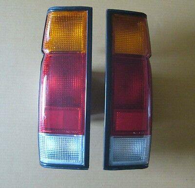TAIL REAR LAMP LIGHT US MODEL+BULB FIT 86-96 NISSAN D21 FRONTIER NAVARA PICKUP