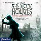 Young Sherlock Holmes 01. Der Tod liegt in der Luft von Andrew Lane (2013)
