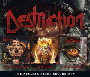 Destruction-The-Nuclear-Blast-Recordings-CD-Album-Digipak-4-discs-2018