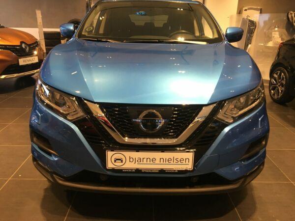 Nissan Qashqai 1,2 Dig-T 115 Acenta - billede 1