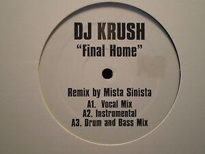 DJ-KRUSH-FINAL-HOME-ZEN-APPROACH-REMIXES-12-034-2004-RARE-BLACK-THOUGHT
