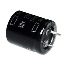12x 2200uF 50V DC Radial Snap Mount Electrolytic Capacitor 2200mfd 50VDC 2,200
