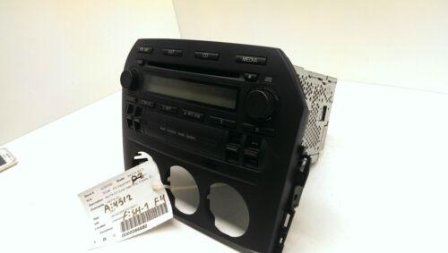 Original 2007 MAZDA MIATA mx5 sat radio CD joueur nf47669r0a
