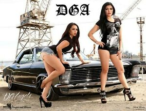 DGA-David-Gonzales-Art-Dark-Ladies-Lowrider-Poster-18-x-24