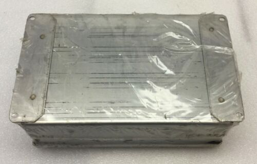 HOFFMAN MODEL E-6PBSS STAINLESS STEEL PUSHBUTTON ENCLOSURE 59650 NEW IN PKG