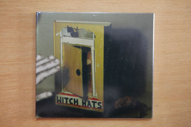 Witch Hats – Pleasure Syndrome  ** NEW SEALED + FREE POST ** (REF BOX C6)