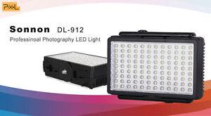 PIXEL Sonnon DL-912 Wireless Group LED Light Nikon D5 D4S D4 Df D3 D3X D3S D810