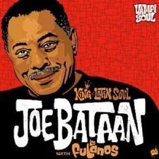 King of Latin Soul * by Los Fulanos/Joe Bataan (CD, Jun-2011, Vampi Soul)