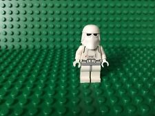 Lego Star Wars Snowtrooper Minifigure Hoth Army Builder 10178 7666 4504